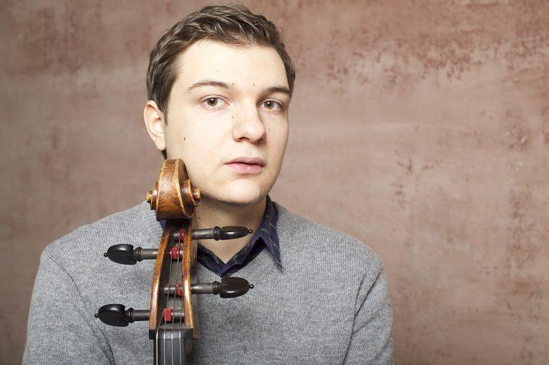 Andrei Ioniţă, rumunský violoncellista