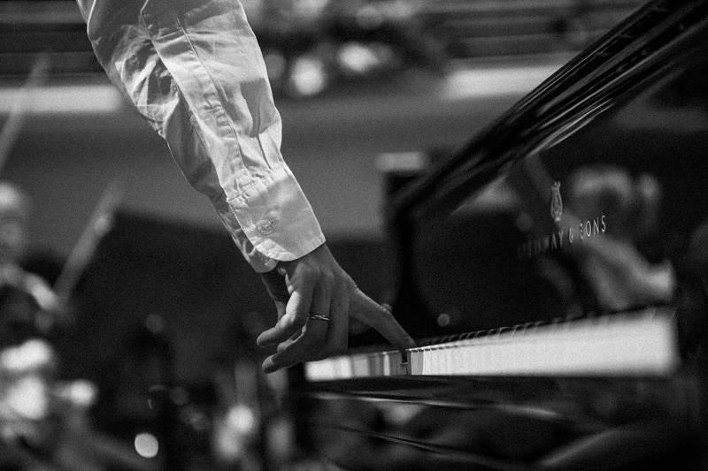 Piano Steinway v Rudolfinu