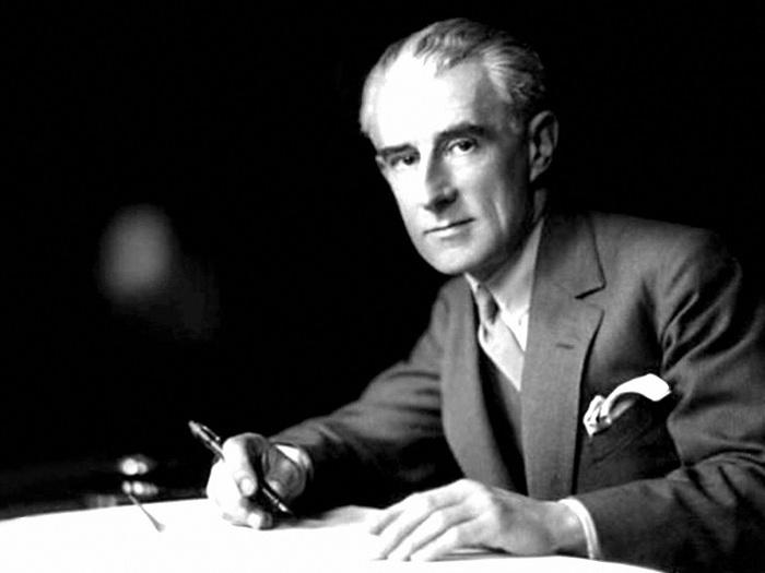 Skladatel Maurice Ravel