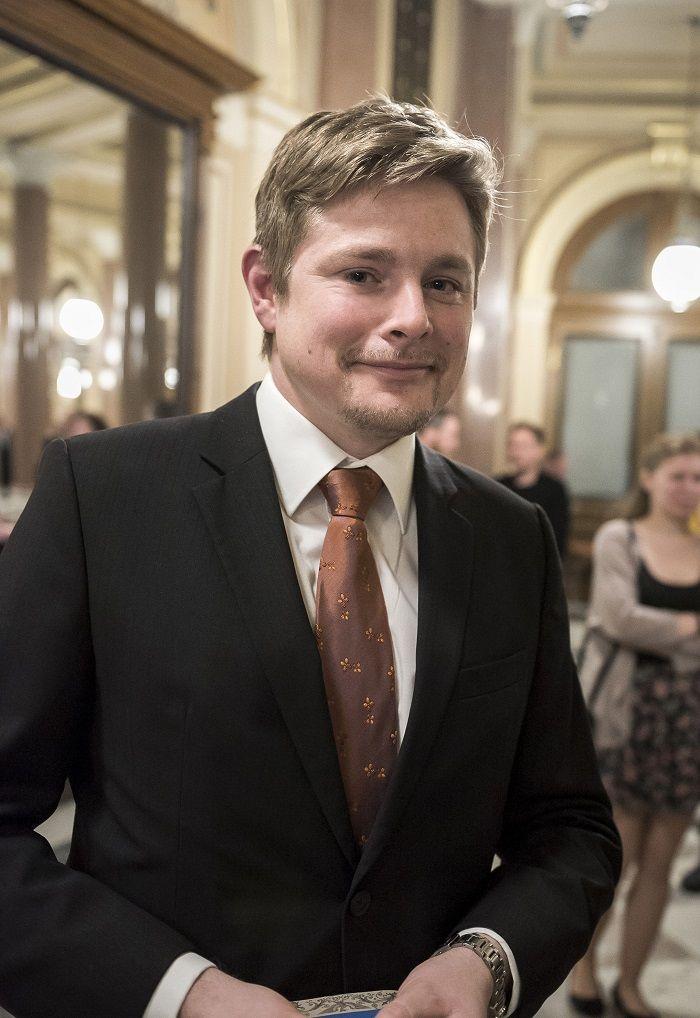 Pavel Hanych | Foto Petra Hajská