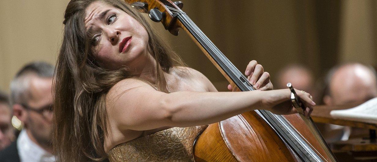 Alisa Weilerstein | Foto Petra Hajská