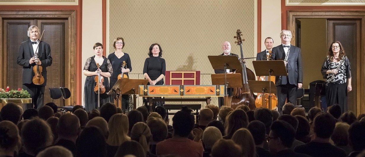 Pražský barokní soubor | Foto Petra Hajská