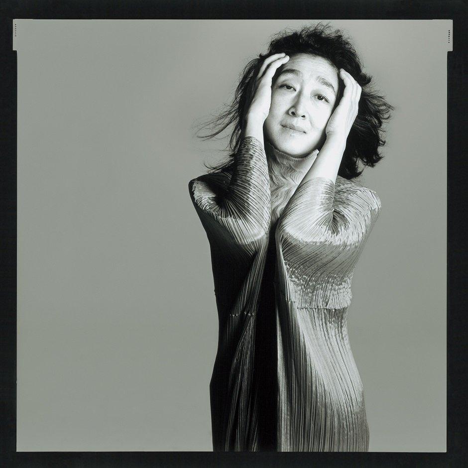 Klavíristka Mitsuko Uchida | Foto Richard Avedon