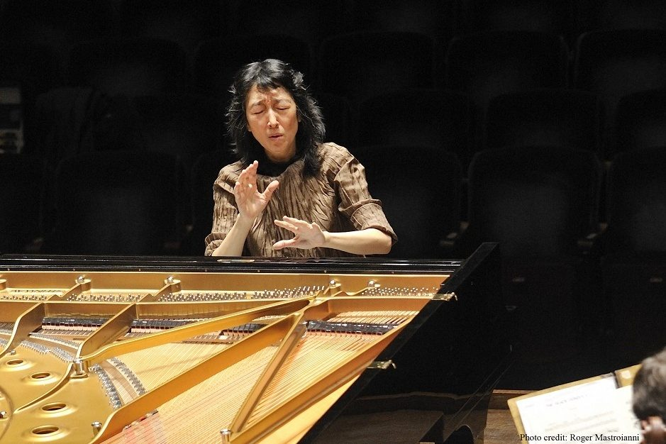 Klavíristka Mitsuko Uchida | Foto Roger Mastroianni