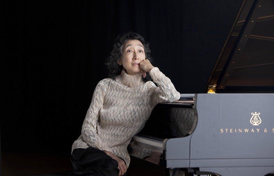 Klavíristka Mitsuko Uchida | Foto Decca, Justin Pumfrey