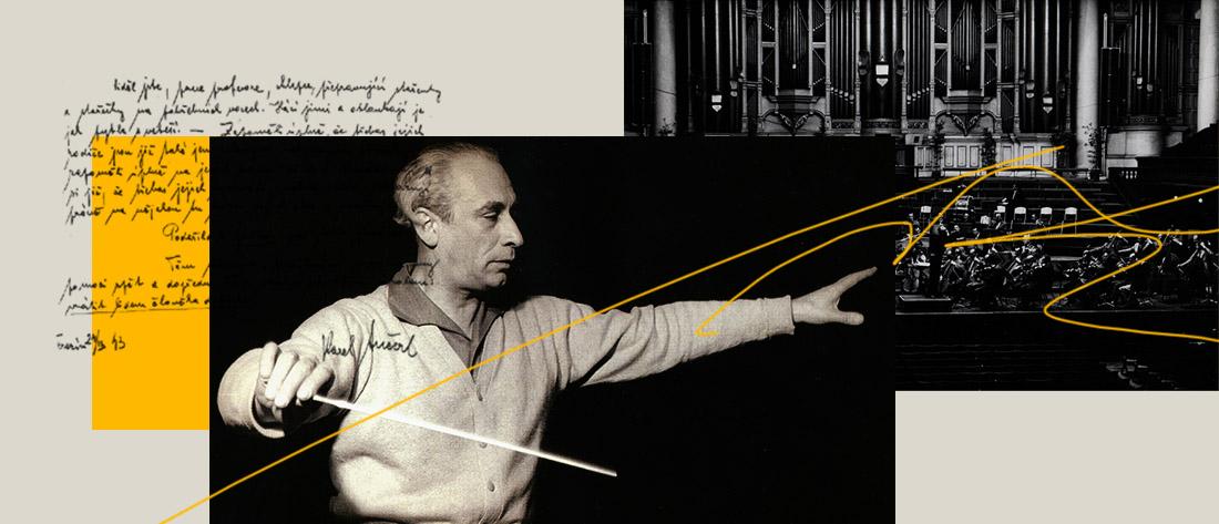 Dirigent Karel Ančerl