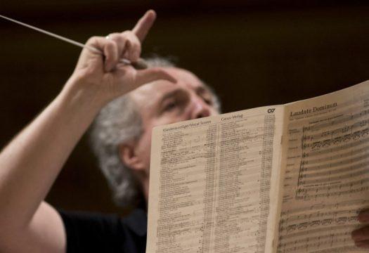 Dirigent Manfred Honeck