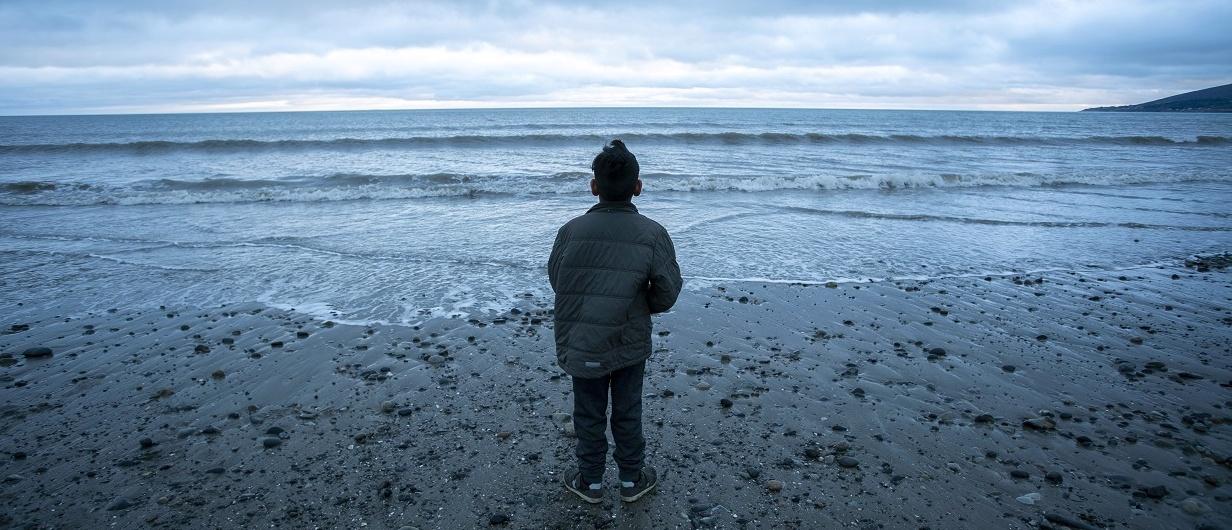 Dětský sbor Čhavorenge, výlet k moři