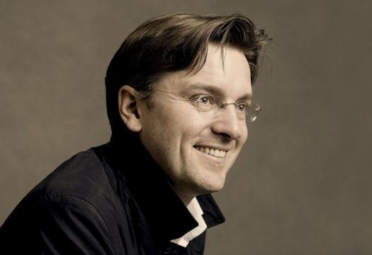 Dirigent Tomáš Netopil