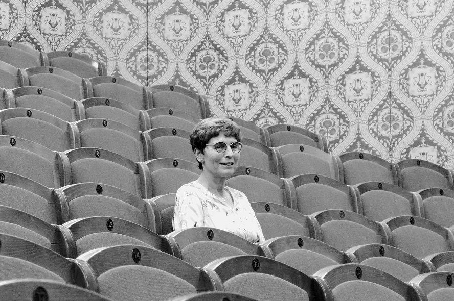 Hana Dvořáková, členka Dynamického klubu České filharmonie
