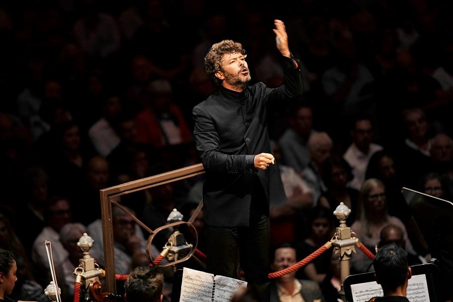 Dirigent Pablo Heras-Casado