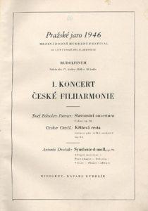 Pražské jaro 1946