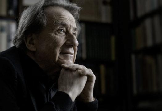 Klavírista a dirigent Rudolf Buchbinder