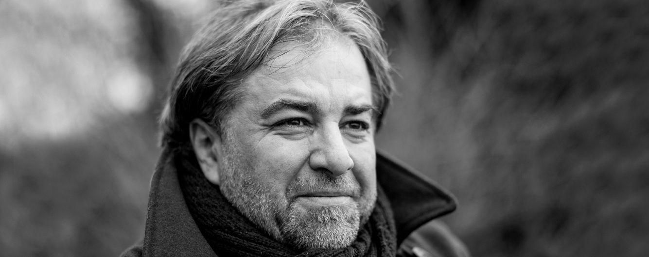 Spisovatel a básník Miloš Doležal