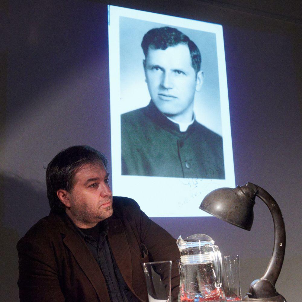 Spisovatel Miloš Doležal