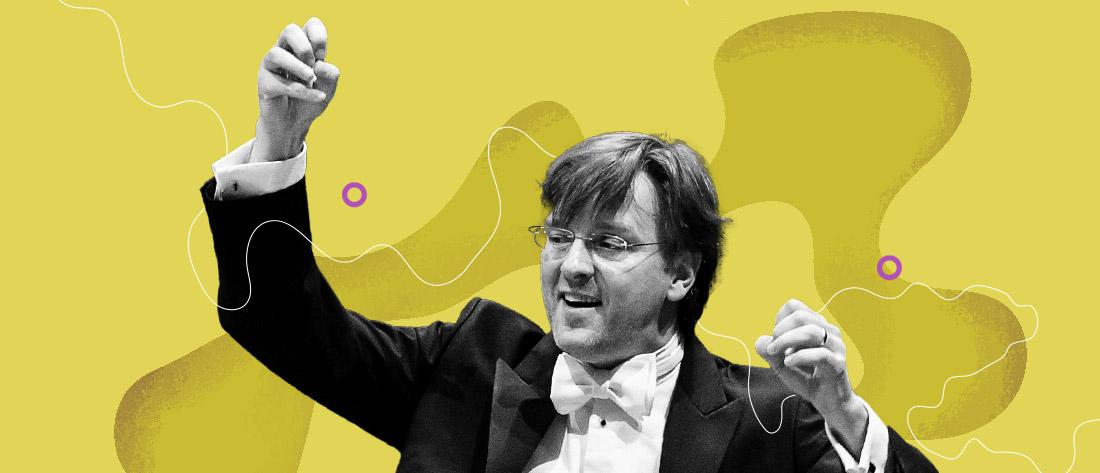 Hudba nám vždy otevře nové brány, říká Tomáš Netopil