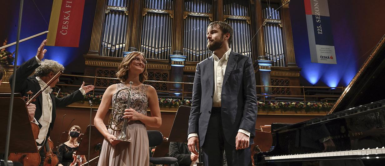 Classical Futures & Česká filharmonie: Mladí hudebníci v (uměleckém) srdci Evropy